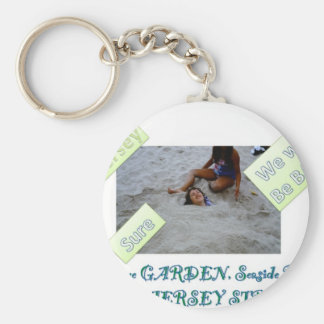 Kids for Rebuilding Jersey Shore Keychains
