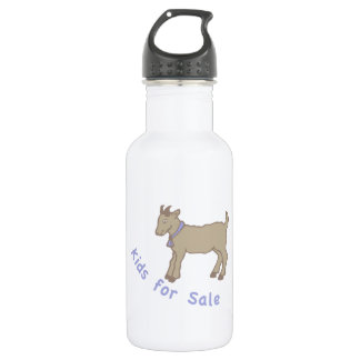 Kids for Sale 18oz Water Bottle