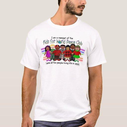Kids for World Peace T-Shirt