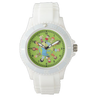 Kids for World Peace Watch