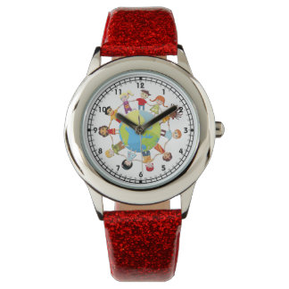 Kids for World Peace Watches