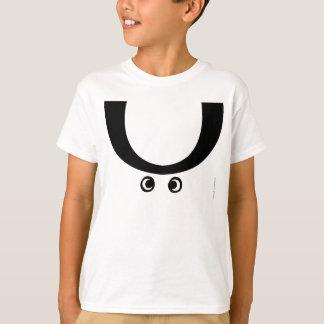 Kids Funny Deer Face T-Shirt