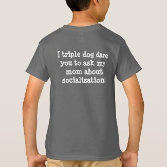 Kids Funny Homeschool Socialization T-shirt