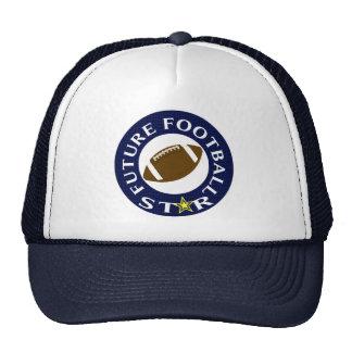 Kids Future Football Star Hat