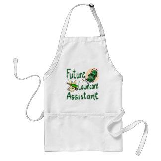Kids Future Lawncare Assistant Apron
