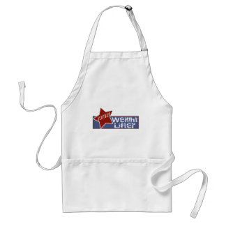 Kids Future Weight Lifting Apron