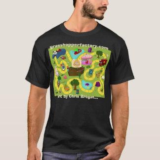 Kids Game Board T-Shirt