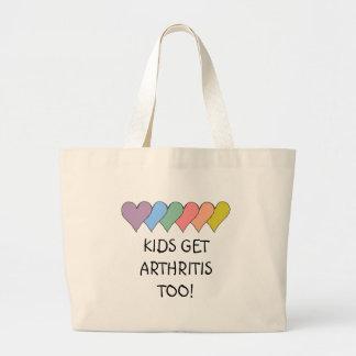 KIDS GET ARTHRITIS TOO! - bag