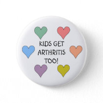 KIDS GET ARTHRITIS TOO! - buttons