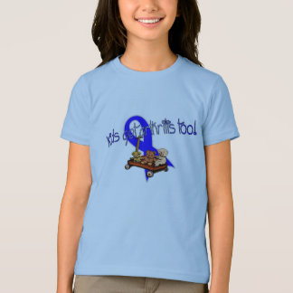 Kid's Get Arthritis Too T-Shirt