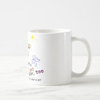Kids Get Cancer, Too! Coffee Mug