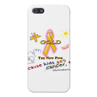 Kids Get Cancer, Too! Cases For iPhone 5