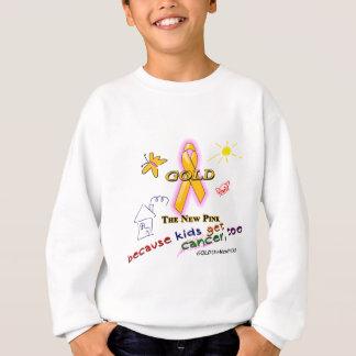 Kids Get Cancer, Too! Sweatshirt