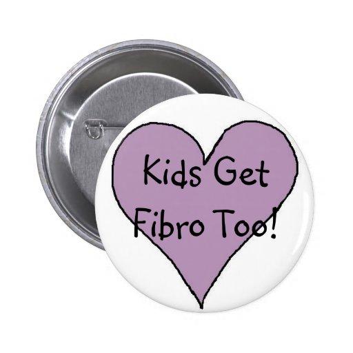 Kids Get Fibro Too! - button