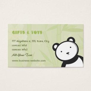 Kids shop business cards templates zazzle kids gift shop business card colourmoves Gallery