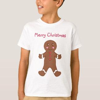 Kid's Gingerbread T-Shirt