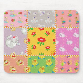 Kid's Girls Toys Mouse Pad