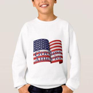 "Kid's ""Godless America"" sweat Sweatshirt"