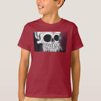 KIDS GREAT SKULL SHIRT - THEY LOVE THESE!