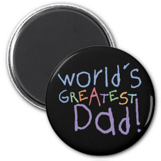 Kids Greatest Dad Magnet Magnet