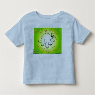 Kids Green Dragoon Toddler T-shirt