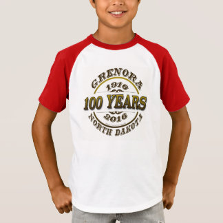Kids Grenora 100 Years Stripe Sleeve Shirt