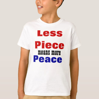 Kid's Gun control slogan T-Shirt