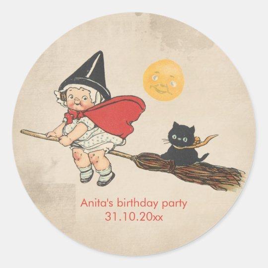 Witch birthday