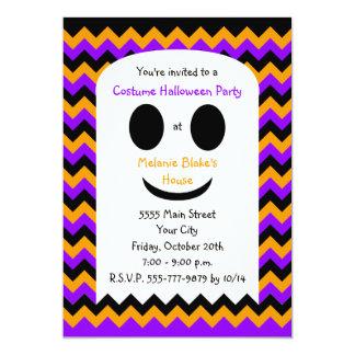 Kids Halloween Party Invitation Custom Invite