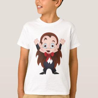 Kids Halloween T-shirt Costume - Cute Baby Dracula