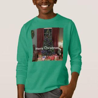 Kids' Hanes Comfort Soft Long Sleeve T-Shirt