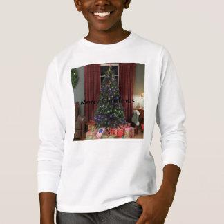 Kids' Hanes Comfort Soft Long Sleeve T-Shirt Gold