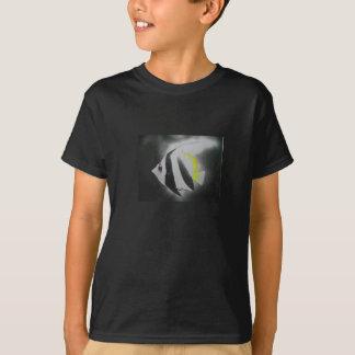 KID'S HANES COMFORT SOFT T-SHIRT - ANGEL FISH