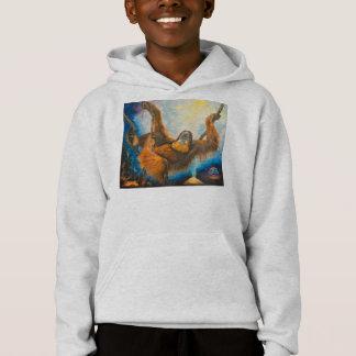 Kids' Hanes ComfortBlend® Hoodie