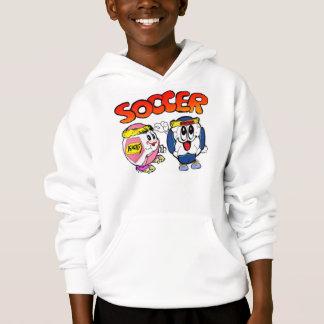 Kids' Hanes ComfortBlend® Hoodie, White Hoodie