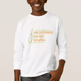 Kids' Hanes ComfortSoft long sleeve shirt