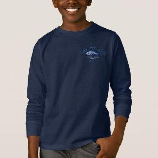 Kids Hanes Tagless ComfortSoft Long Sleeve T-Shirt