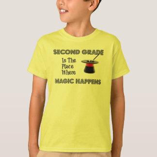 Kids' Hanes Tagless T-Shirt SecondGrade (XS-XL)