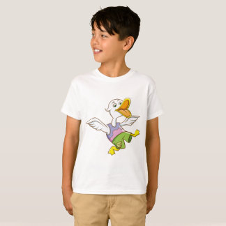 Kids' Hanes TAGLESS T-Shirt Shaking arm Duck Boy
