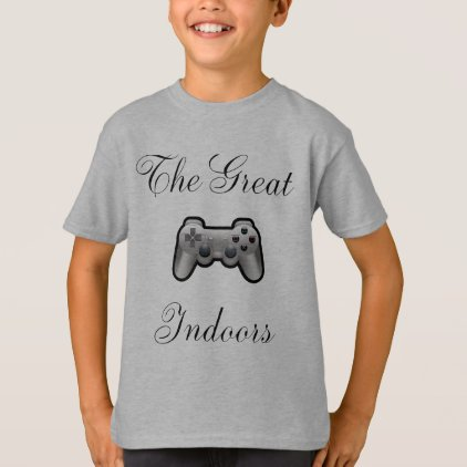 Kids' Hanes TAGLESS® T-Shirt The Great Indoors