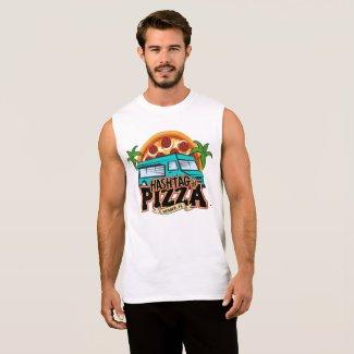 Kids Hashtag Pizza Tshirt