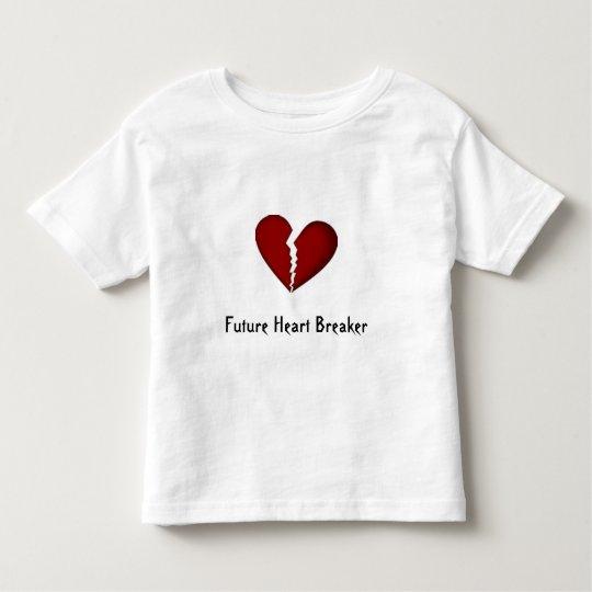 Kids heart breaker tee