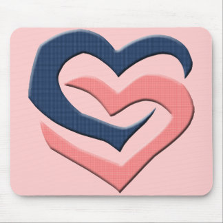 Kids Heart T Shirts and Kids Heart Gifts Mouse Pad