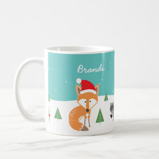 Kids Holiday Hot Cocoa Mug