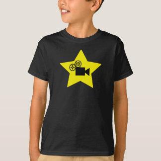 Kids Hollywood star basic Hanes T.Shirt T-Shirt
