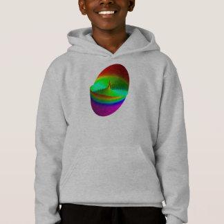 kids hooded sweatshirt Z 99 01