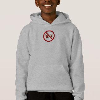 Kids' Hoodie, Lyme Disease Awareness Sweatshirt