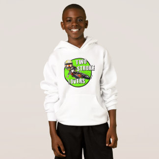 Kids Hoodie (TwoStrokeLovers logo)