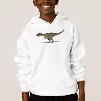 Kids Hoodie Tyrannosaurus Dinosaur