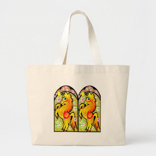 Kids Horse T-Shirts and Horse Gifts Tote Bag